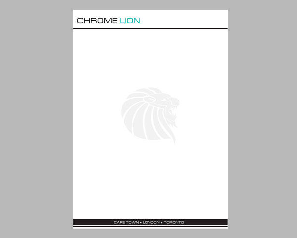 Corporate, Professional and Custom Letterhead Design by GBJsolution - 8910
