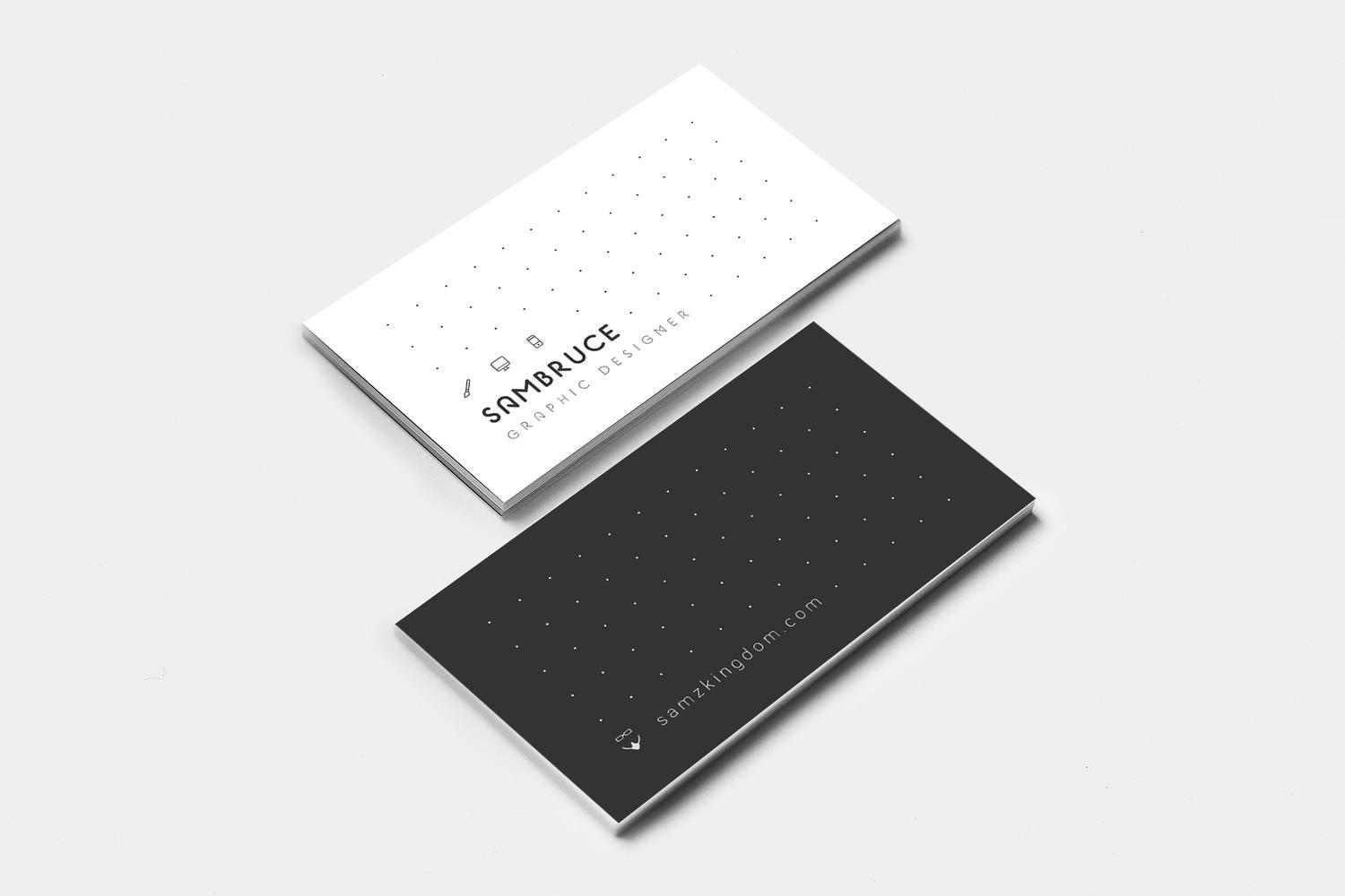 Minimal Multipurpose Business Card by sambruce - 81257