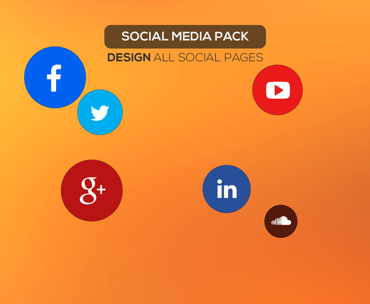 Design Social Media Package by ronitashkodra on Envato Studio