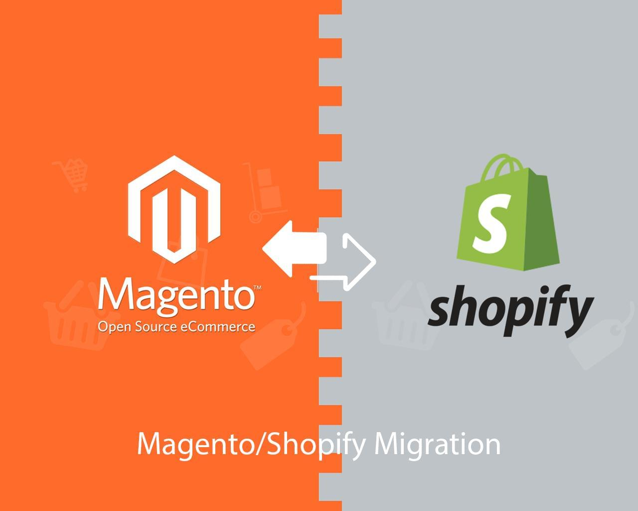 Magento to Shopify / Shopify to Magento Migration Service by ki-themes - 114290