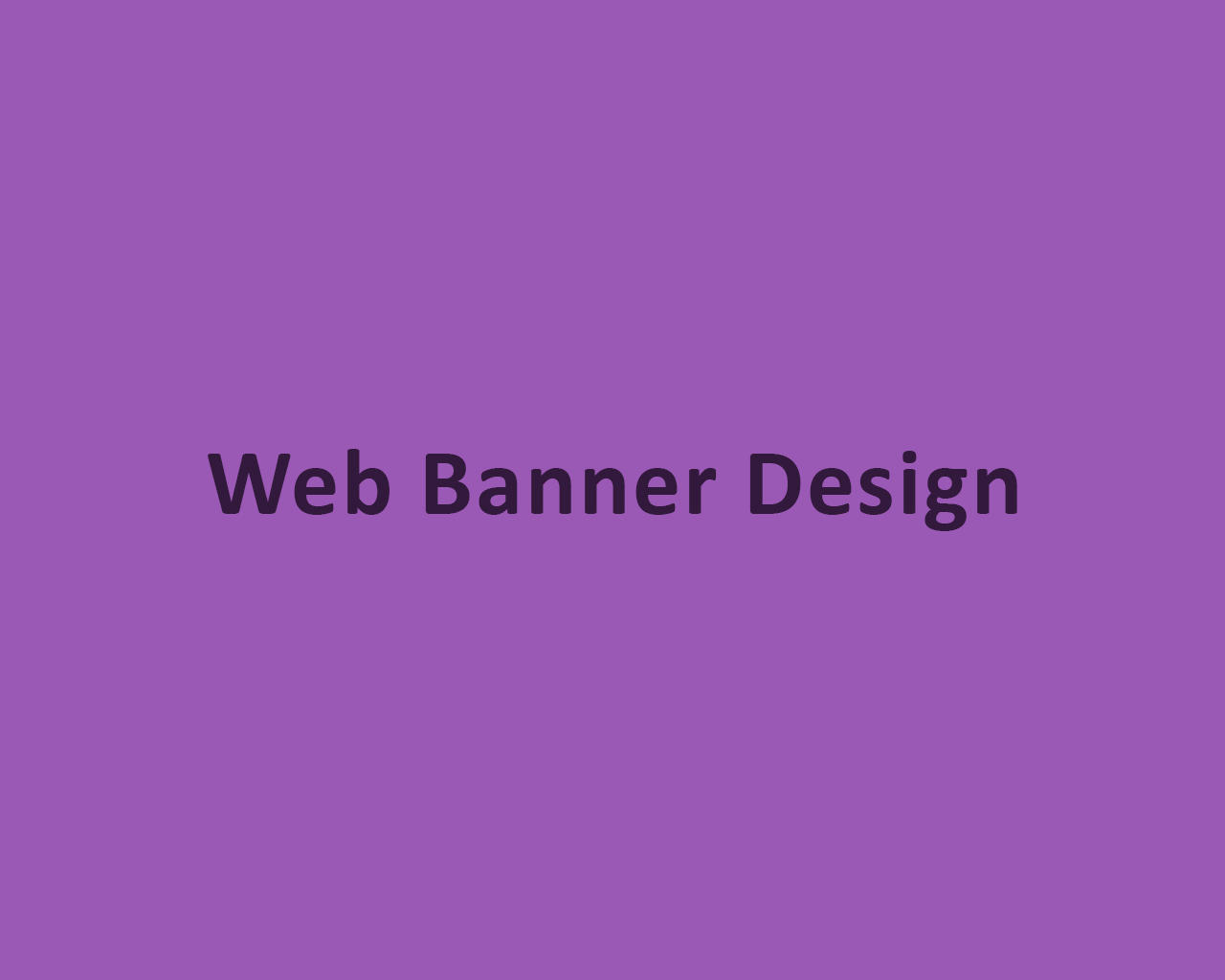 Web Banner Design by odiusfly - 105973