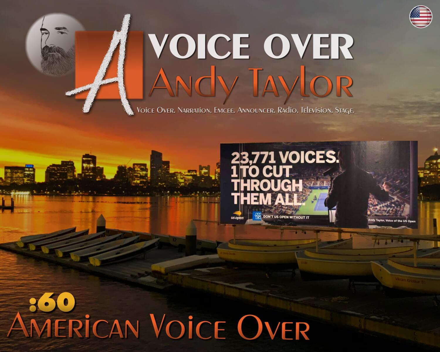 American Voice Over / 60-seconds by StadiumAndy - 118252