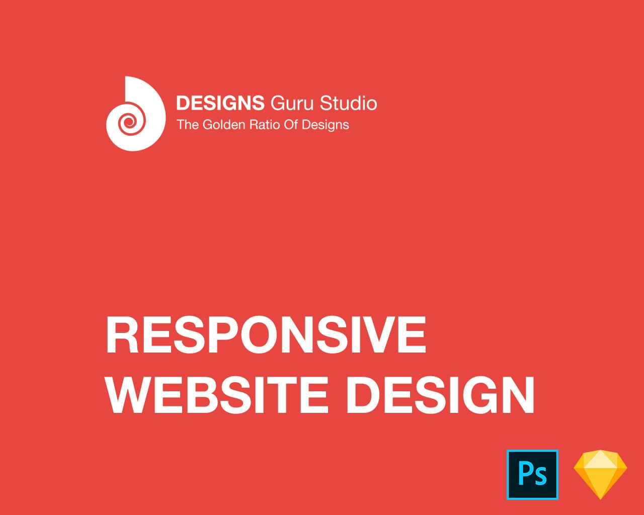 Responsive Website Design by designsgurustudio - 111485