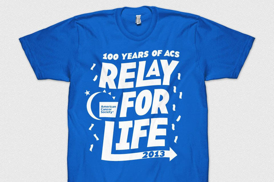 T shirt apparel design by brentgalloway on envato studio for Relay for life t shirt designs