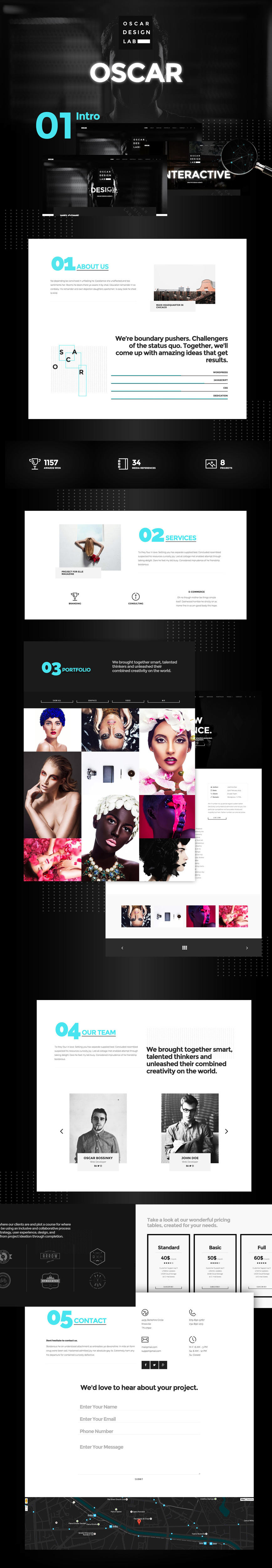 Award-Winning Creative Website Designs by artbreeze - 89567