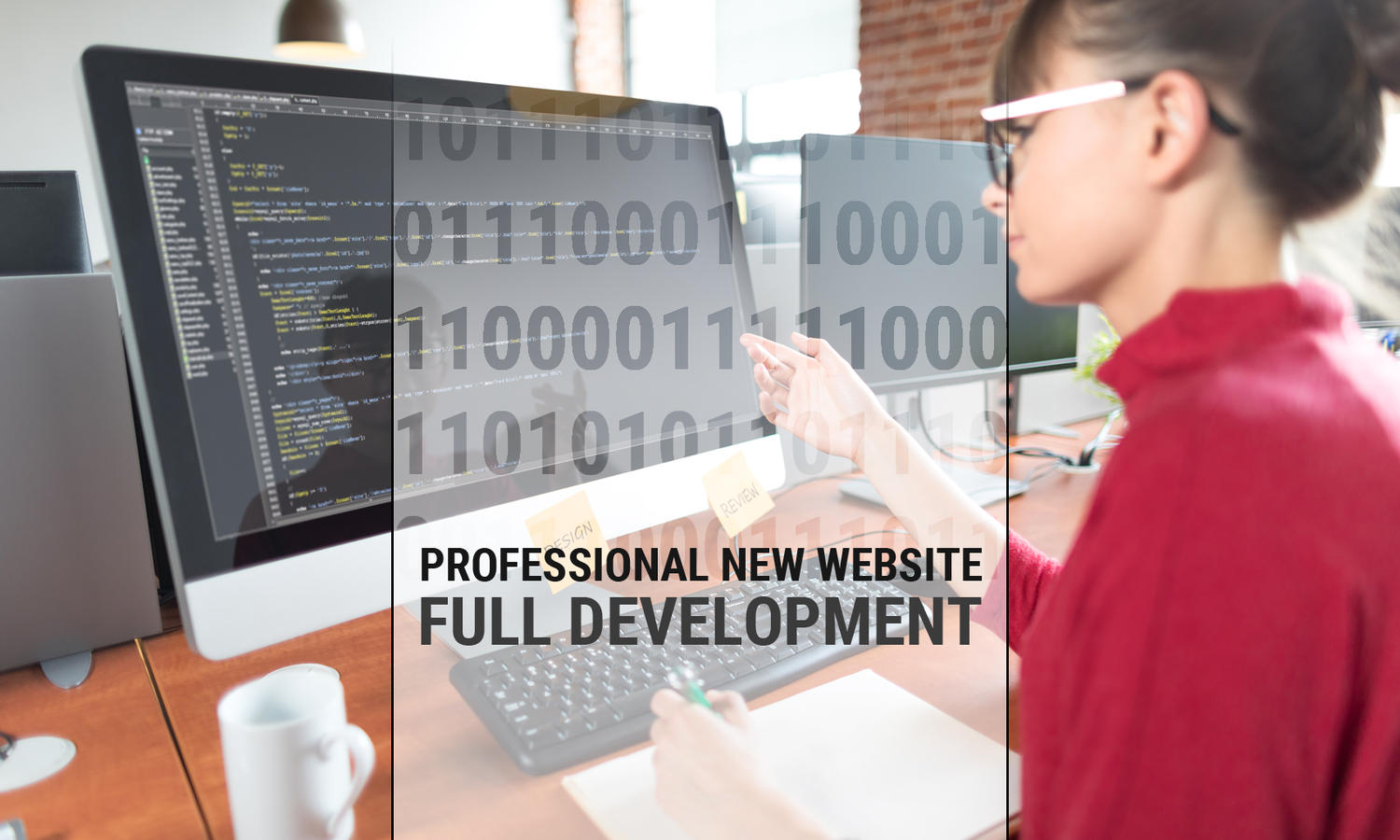 Professional New Website Full Development by madridnyc - 110536