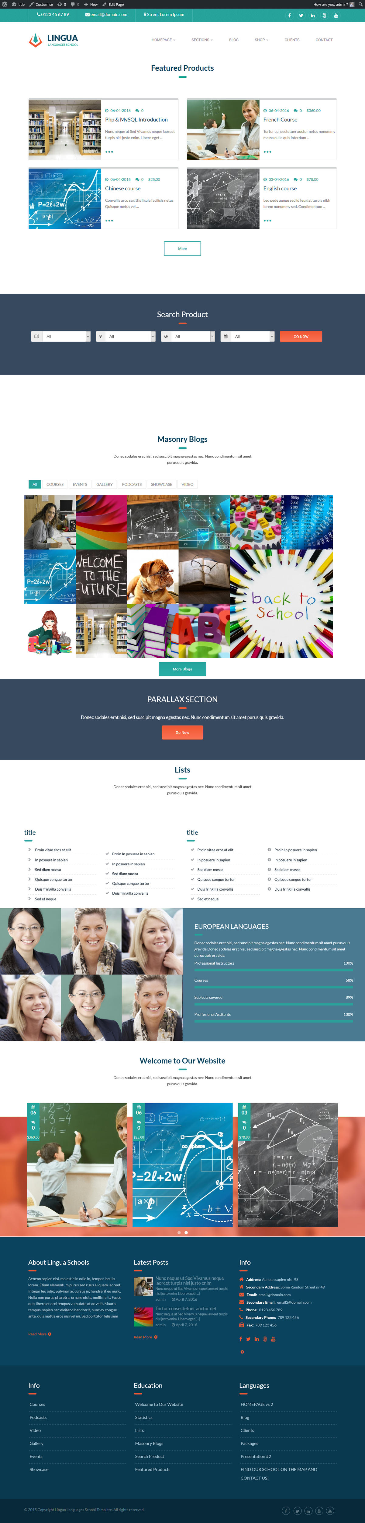 Website Customization by sodasi_web - 102109