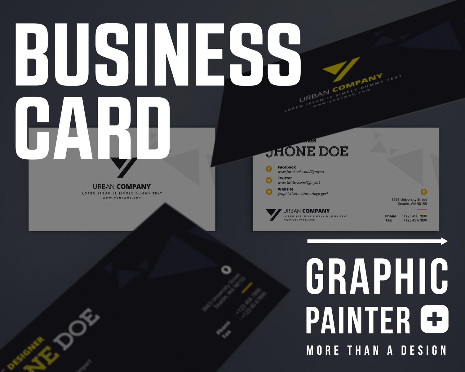 Business Card And More by colorgum - 74209