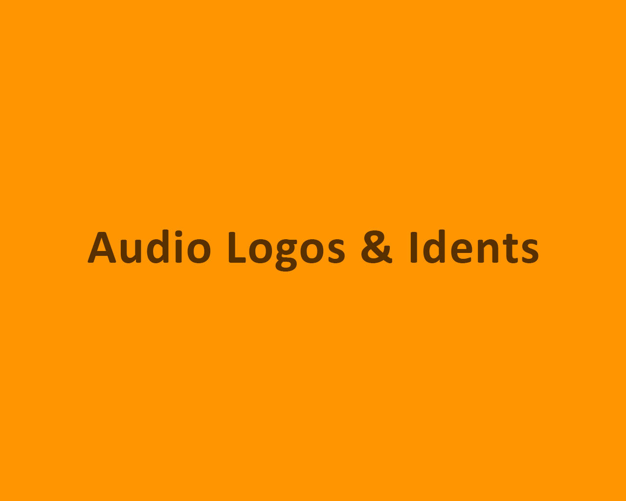 Audio Logos & Idents by odiusfly - 105958