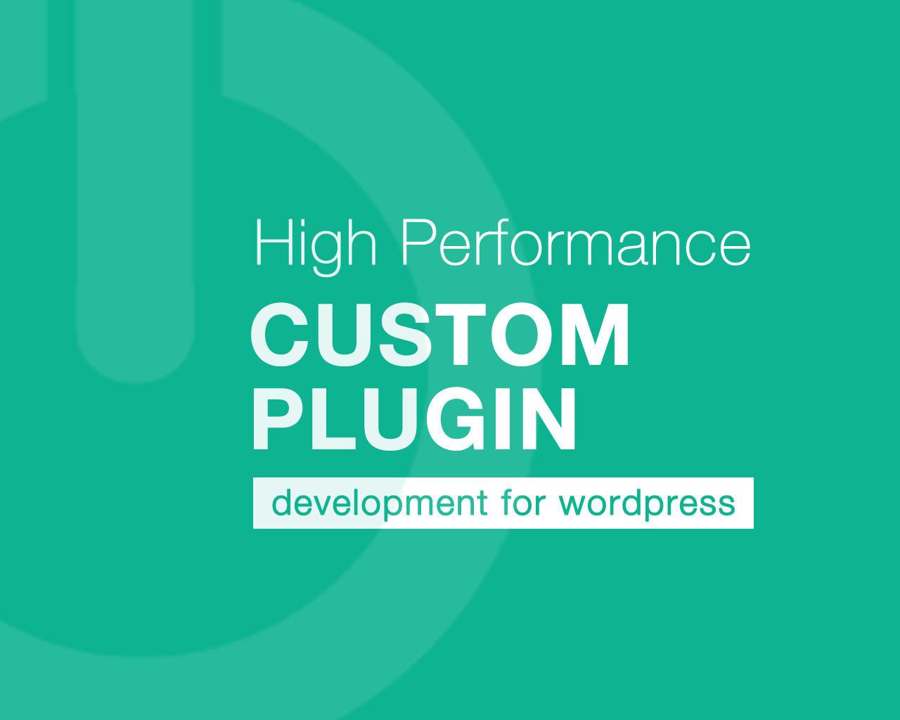 custom plugins development for wordpress by theemon on