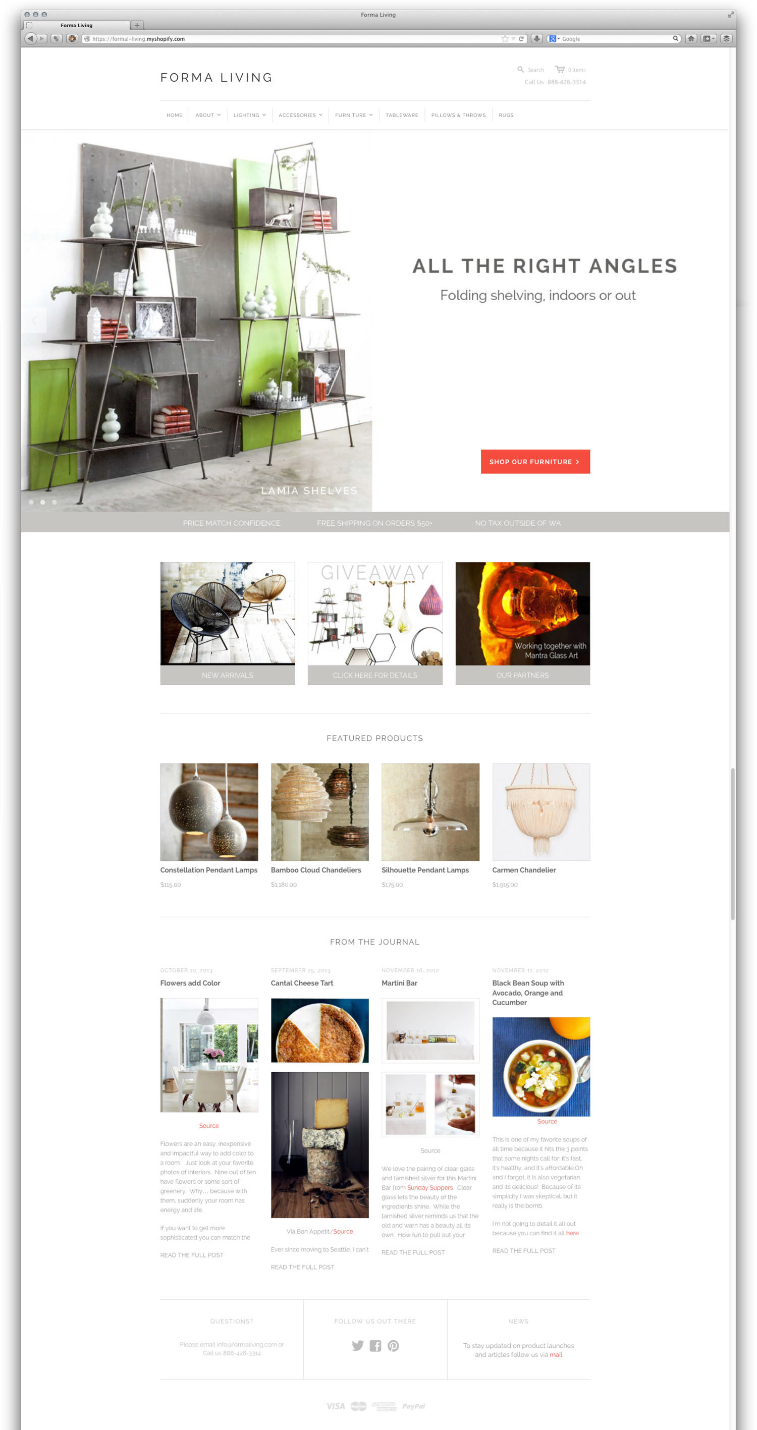 Shopify Store Setup/Creation by VanessaKing - 85122