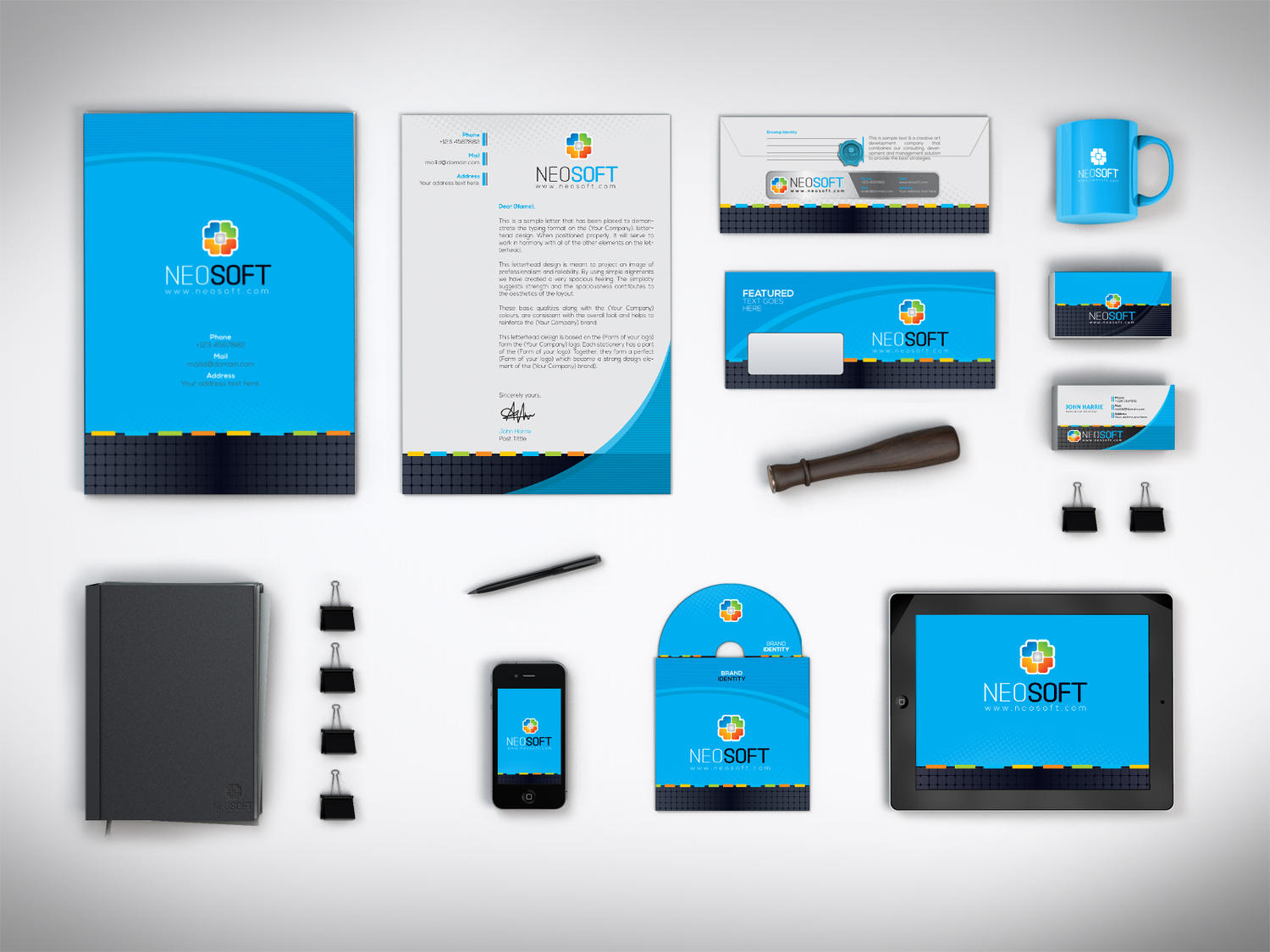 Corporate Identity Package Design by ContestDesign - 13524