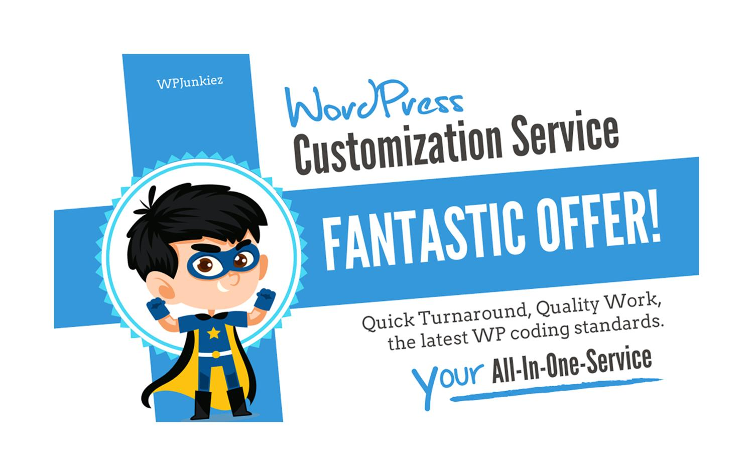 WordPress Customization, Migration, Website Transfer, and Website Cloning by WPJunkiez - 107838