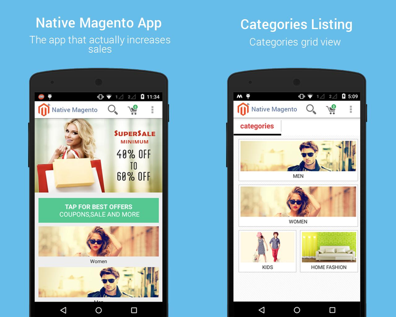 Magento Mobile App for iphone by dasinfomedia - 85902