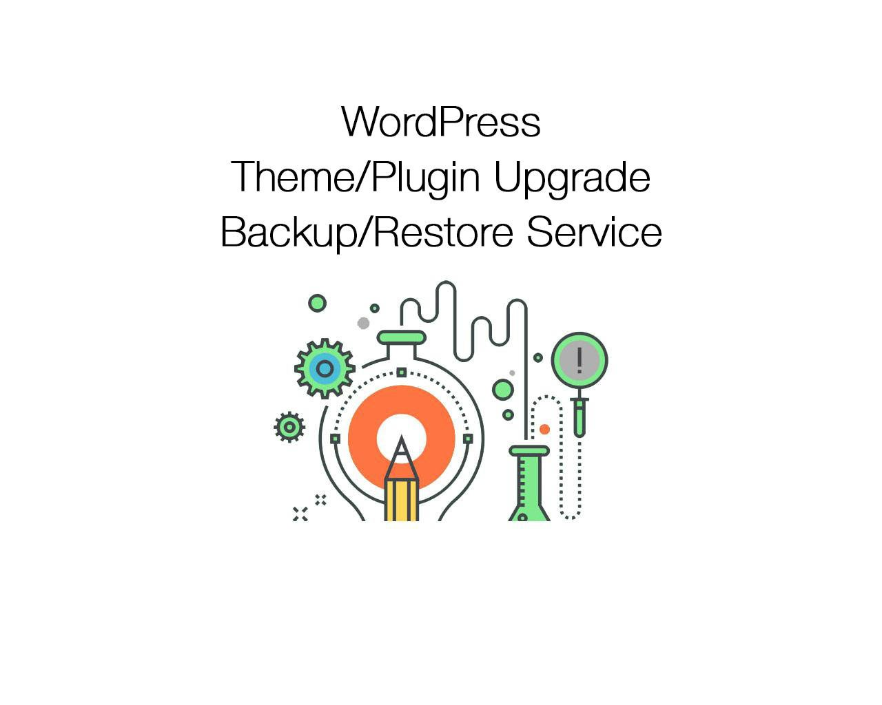 Transfer / Backup / Restore / Upgrade WordPress, Themes and Plugins by ki-themes - 107880