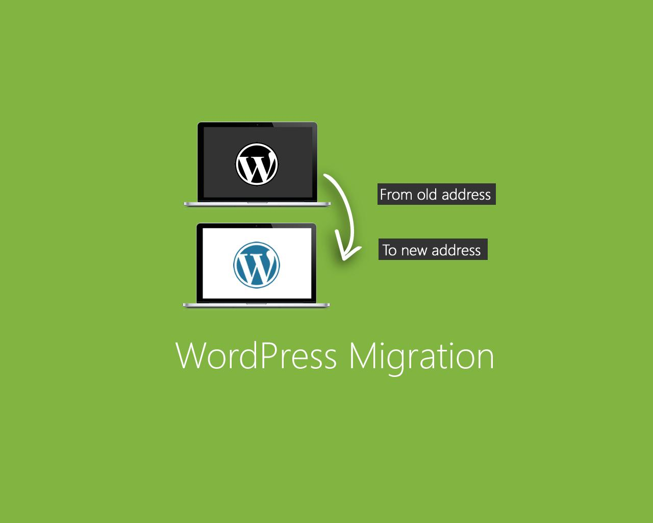 Transfer, Migrate or Clone WordPress site  by sympleweb - 110097