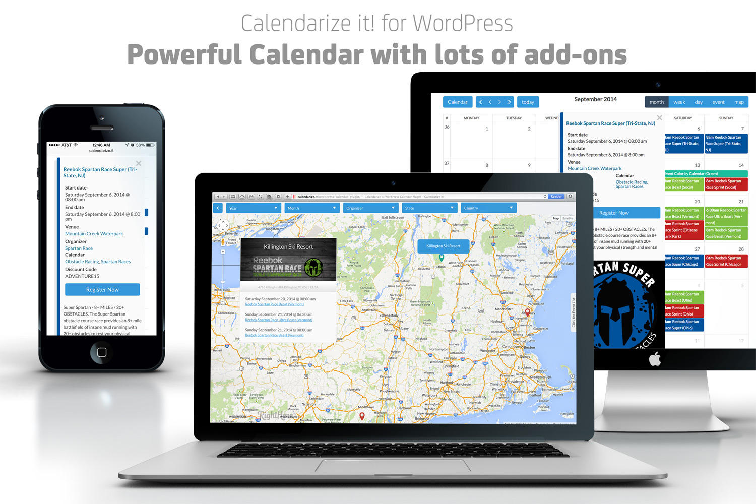 Installation and Setup of Calendarize it for WordPress by RightHere - 58419