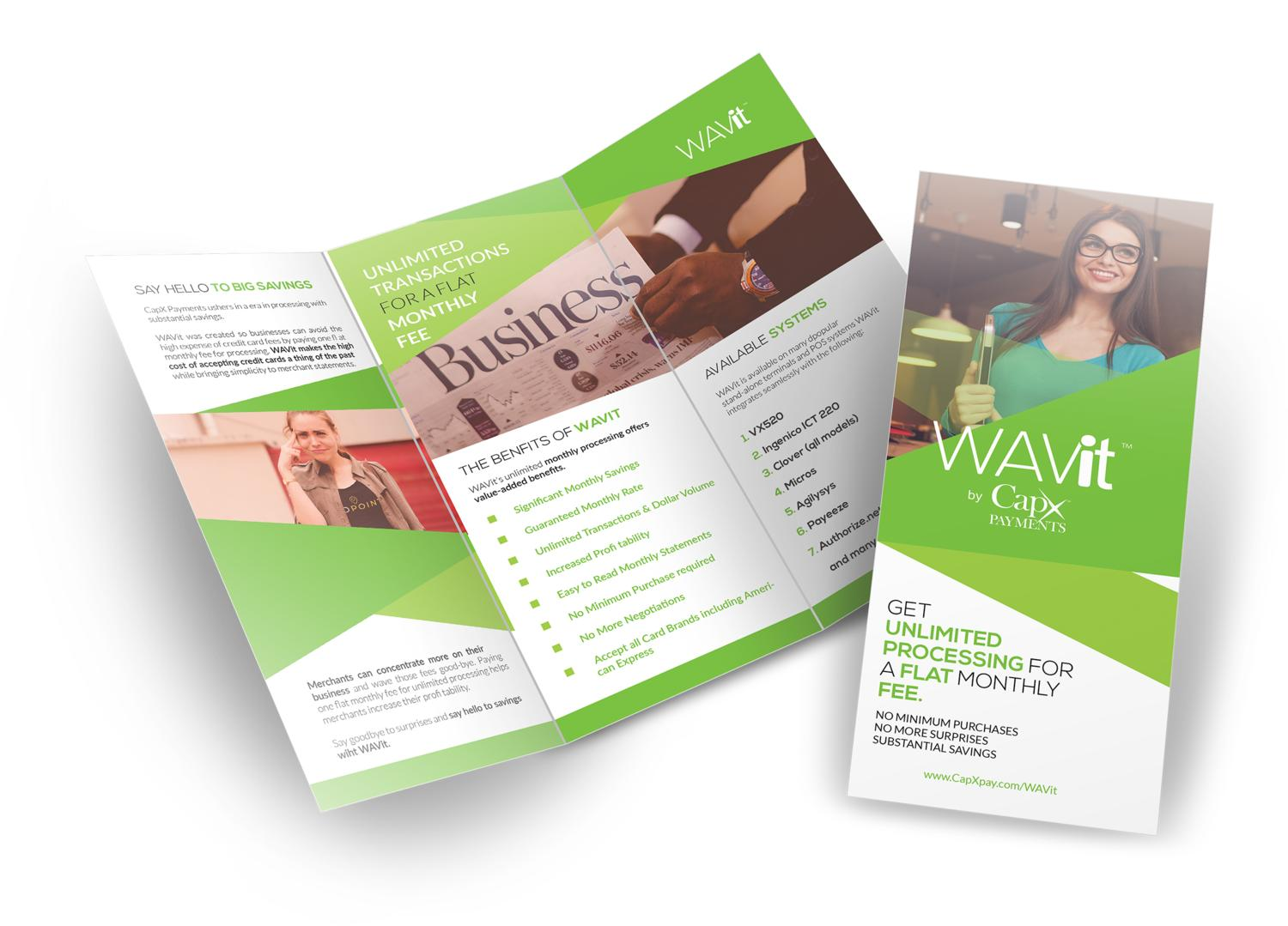 Trifold Brochure Design by asfai - 108502