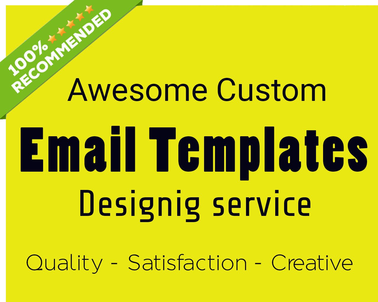 Responsive Email Design and Development by itechnotion - 108037
