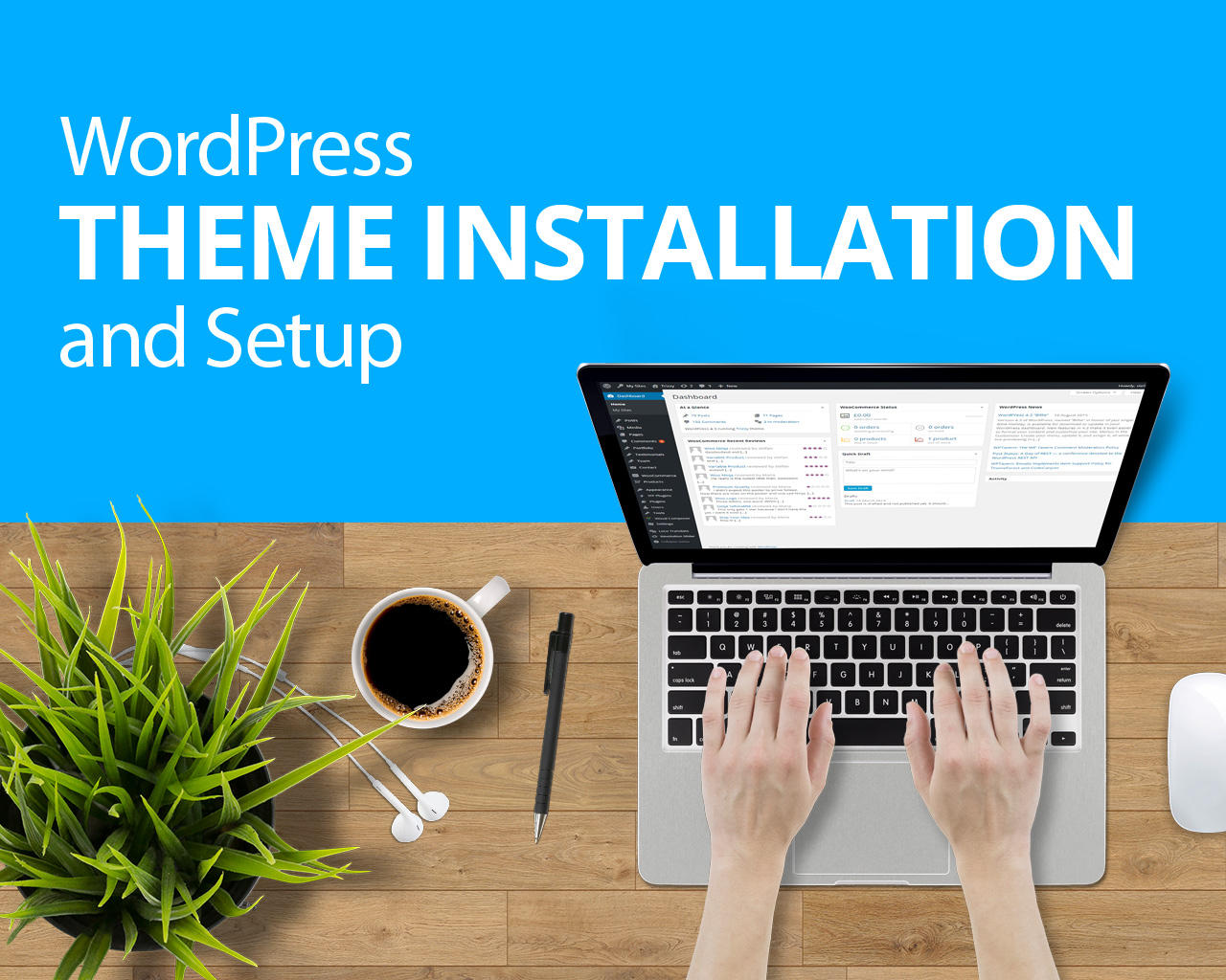 WordPress Theme Installation and Setup by purethemes - 87299