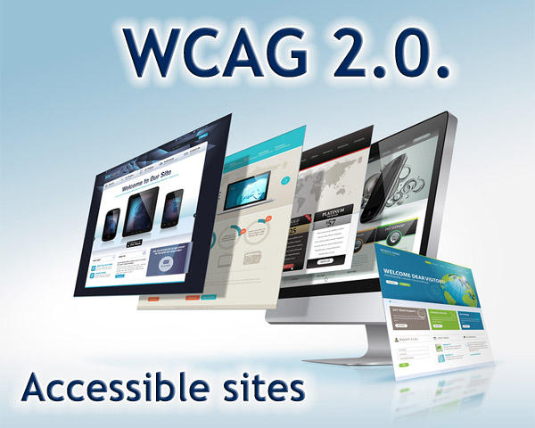 Accessible & Responsive Website Development - Web Content Accessible (WCAG 2.0.) by Dimitris73 - 52935