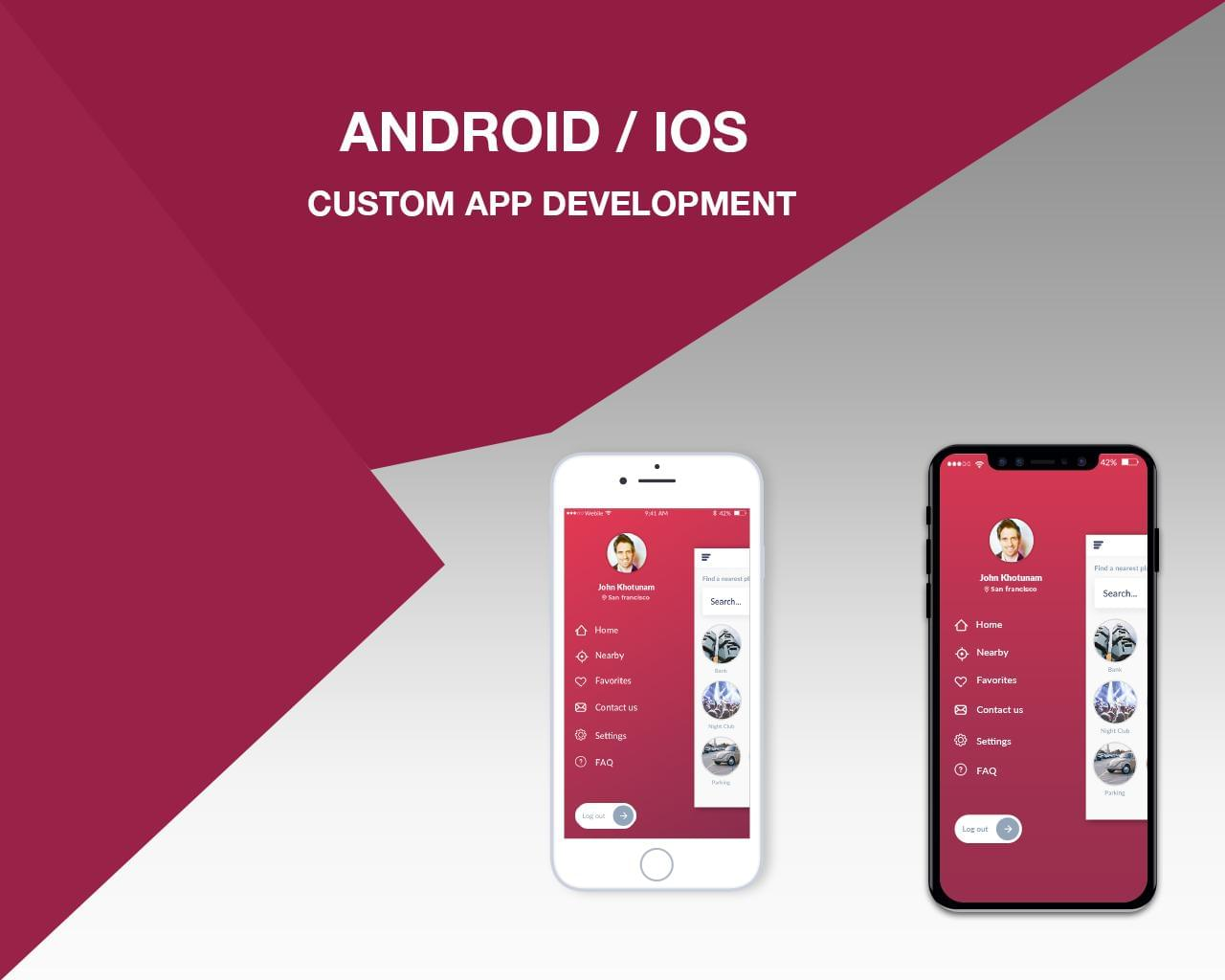 Android / IOS Custom App Development by itechnotion - 112231