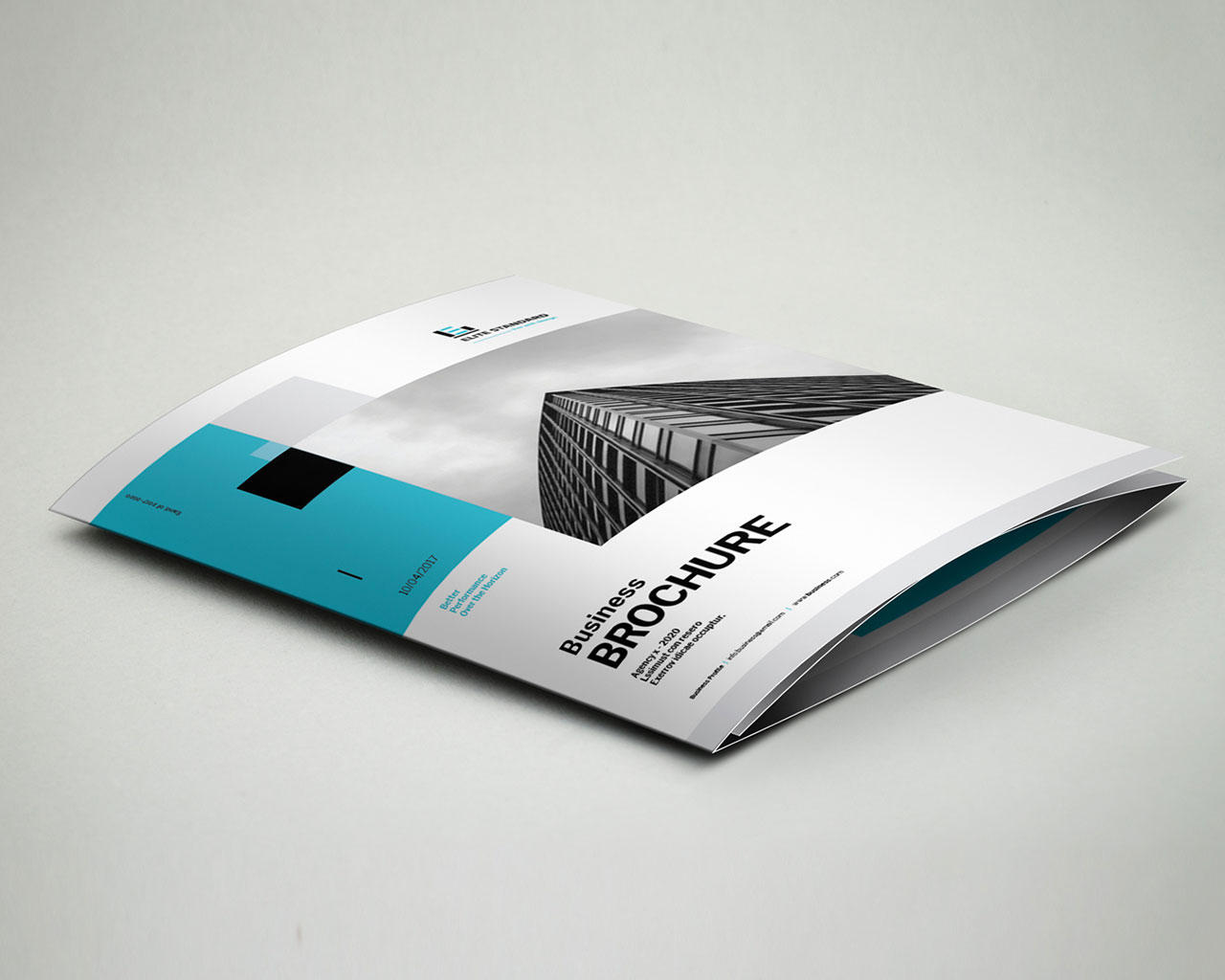 3xA4 Large Trifold Brochure Design by ashuras_sharif - 105826