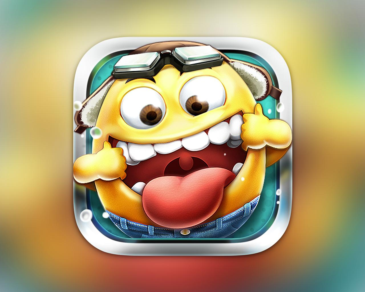Professional Realistic iOS App Icon by weirdeetz - 85427
