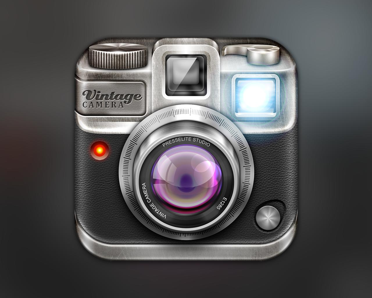 Professional Realistic iOS App Icon by weirdeetz - 85428