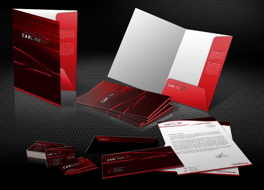 Professional Stationery Design by PVillage - 38121