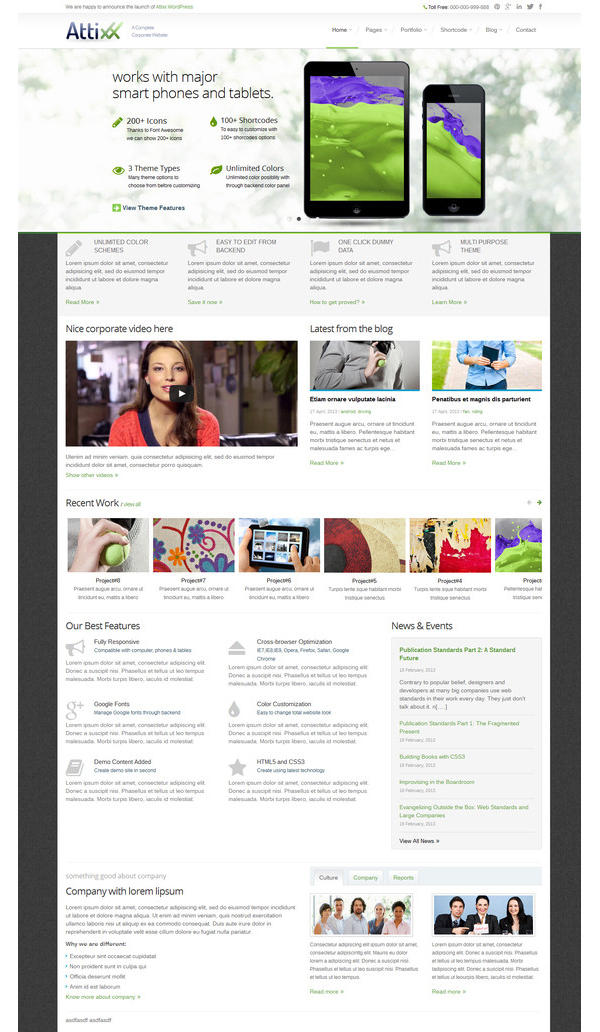 WordPress Theme Installation by originalweb - 39285
