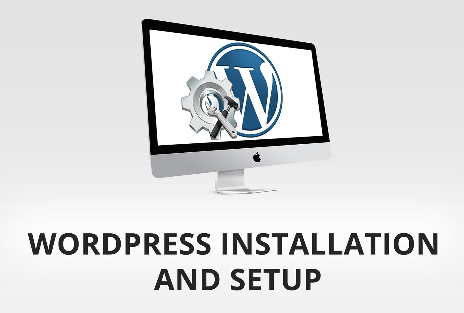WordPress Installation Service by bkninja - 83962