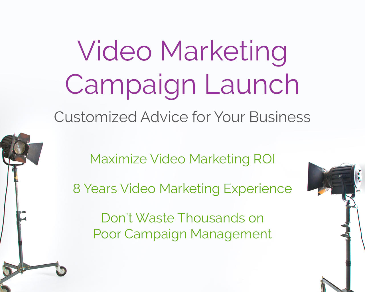 Video Marketing Campaign Planning by frogjump - 107028