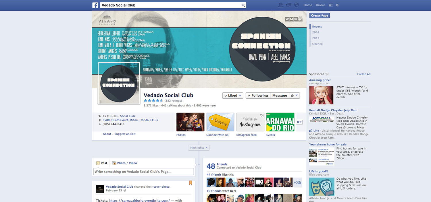 Facebook Cover & Profile Picture Design by bdCREATIVESTUDIO - 41417