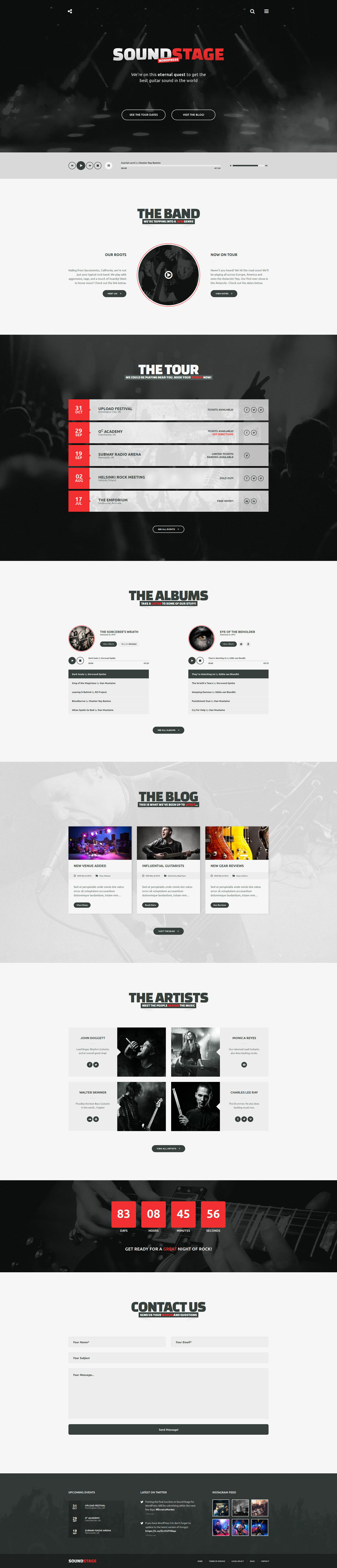 Custom WordPress Theme Development by SubatomicThemes - 109680