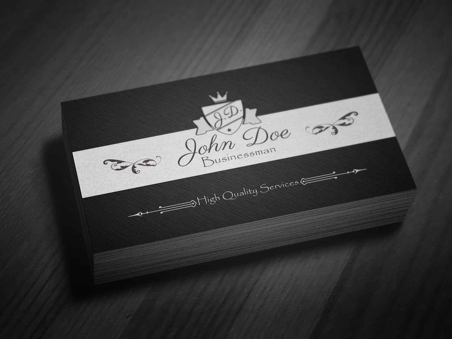Business Card Print Templates by Adlex - 23293