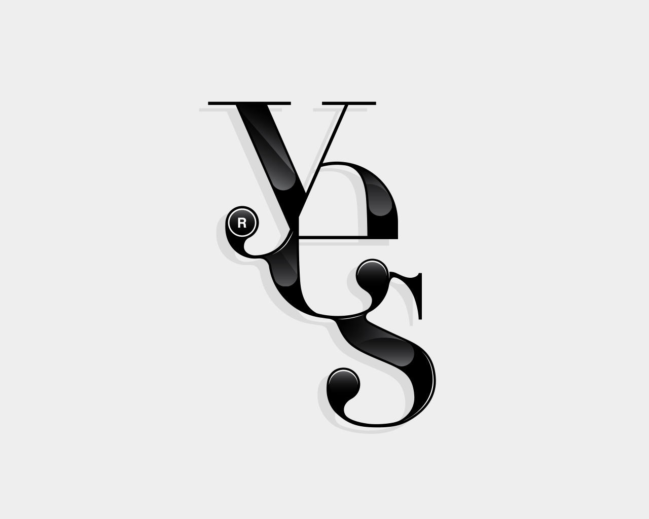 Monogram logotypes. Unique Design by Pixelin_Studio - 110479