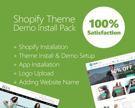 Shopify Services on Envato Studio