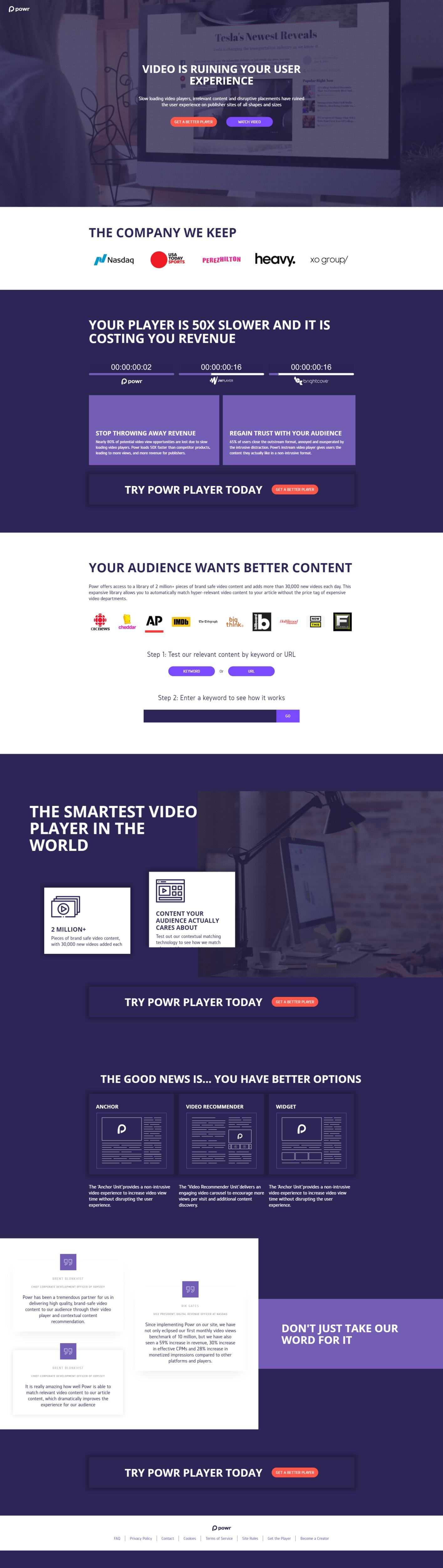 Custom Website Design and Development by crazysheep_studio - 115980