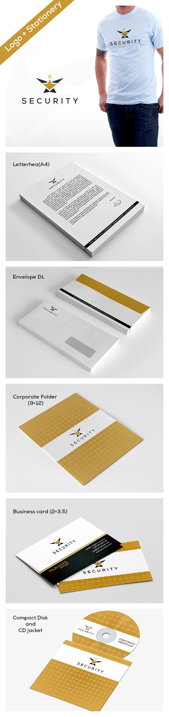 Professional Stationery Design by Nasirktk - 26049
