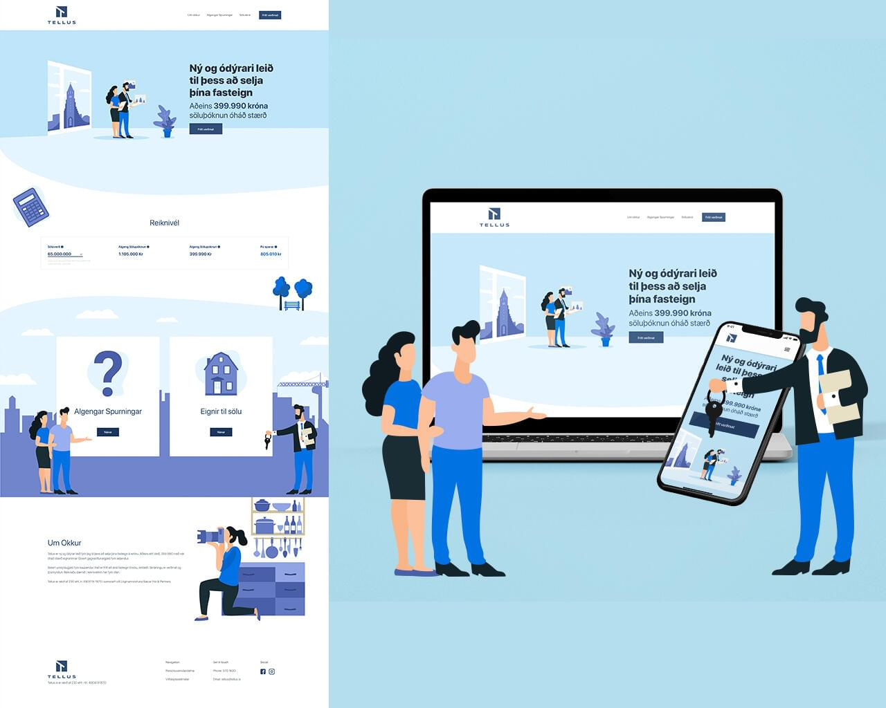 Professional Landing Page Design with SEO by zlaws - 118231