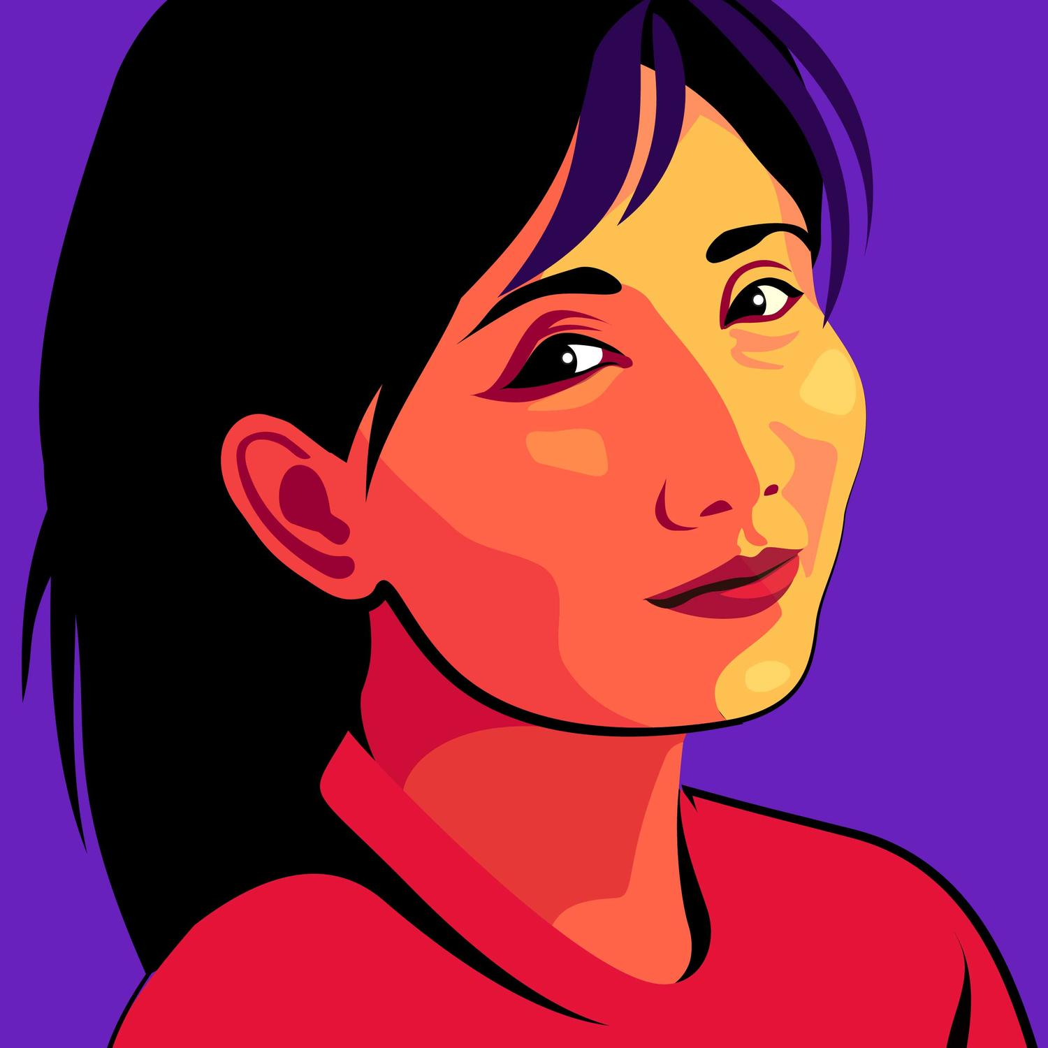 Vector Portrait from your photo by vatesdesign - 109611
