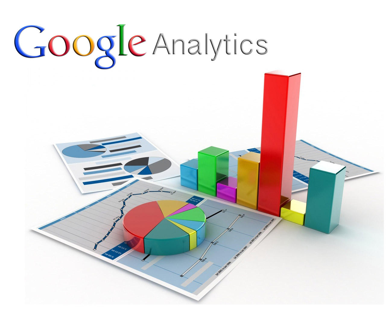 Google Analytics Account & Integration by Dimitris73 - 73376