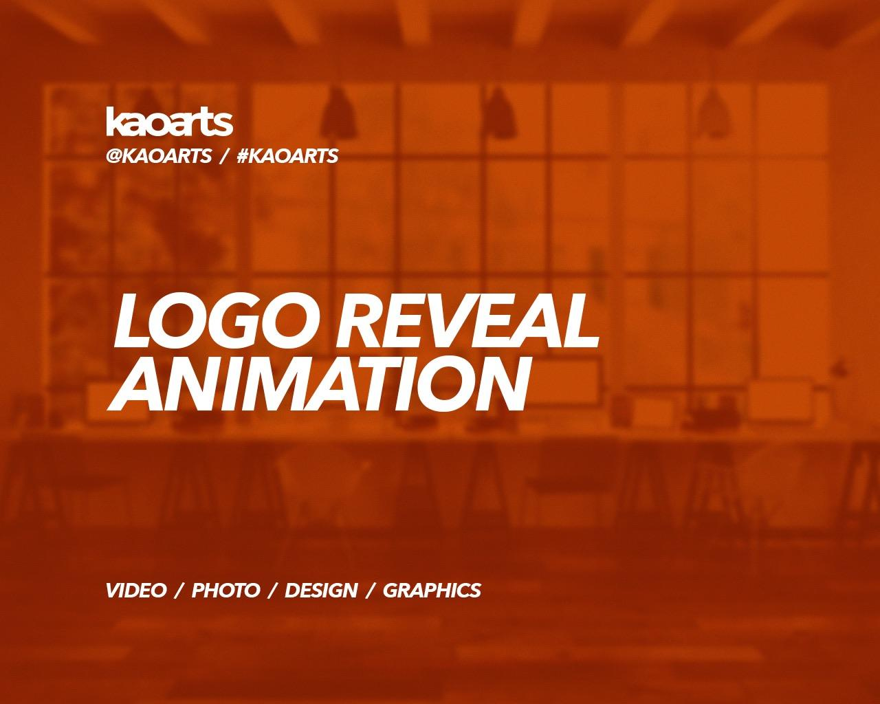 Professional Logo Animation : Intro Opener Reveal - For Website or YouTube by Kaoarts - 95846