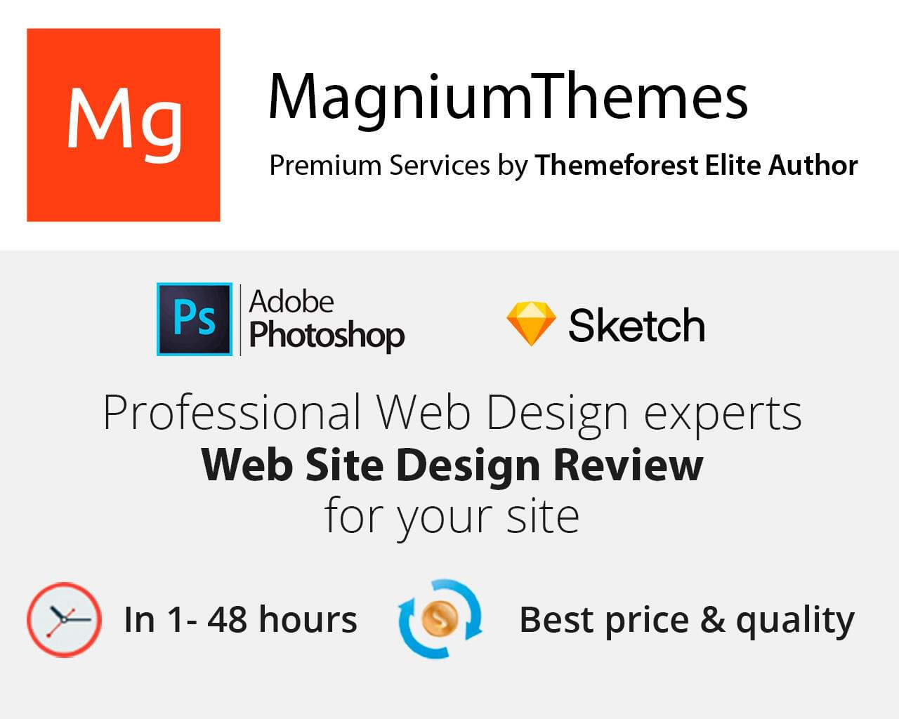 Web Site Web Design Review for web developers and webdesign agencies by dedalx - 118323