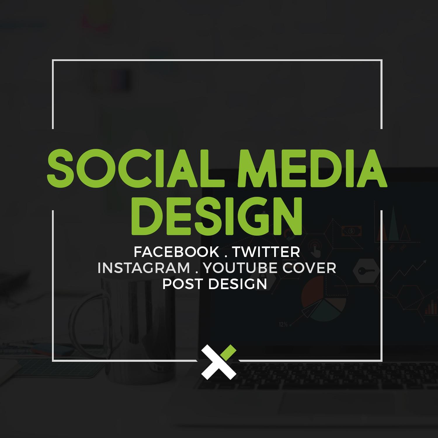 Custom Design For The Social Media Of Your Choice: Facebook, Twitter, Instagram, Youtube, LinkedIn by touringxx - 114808