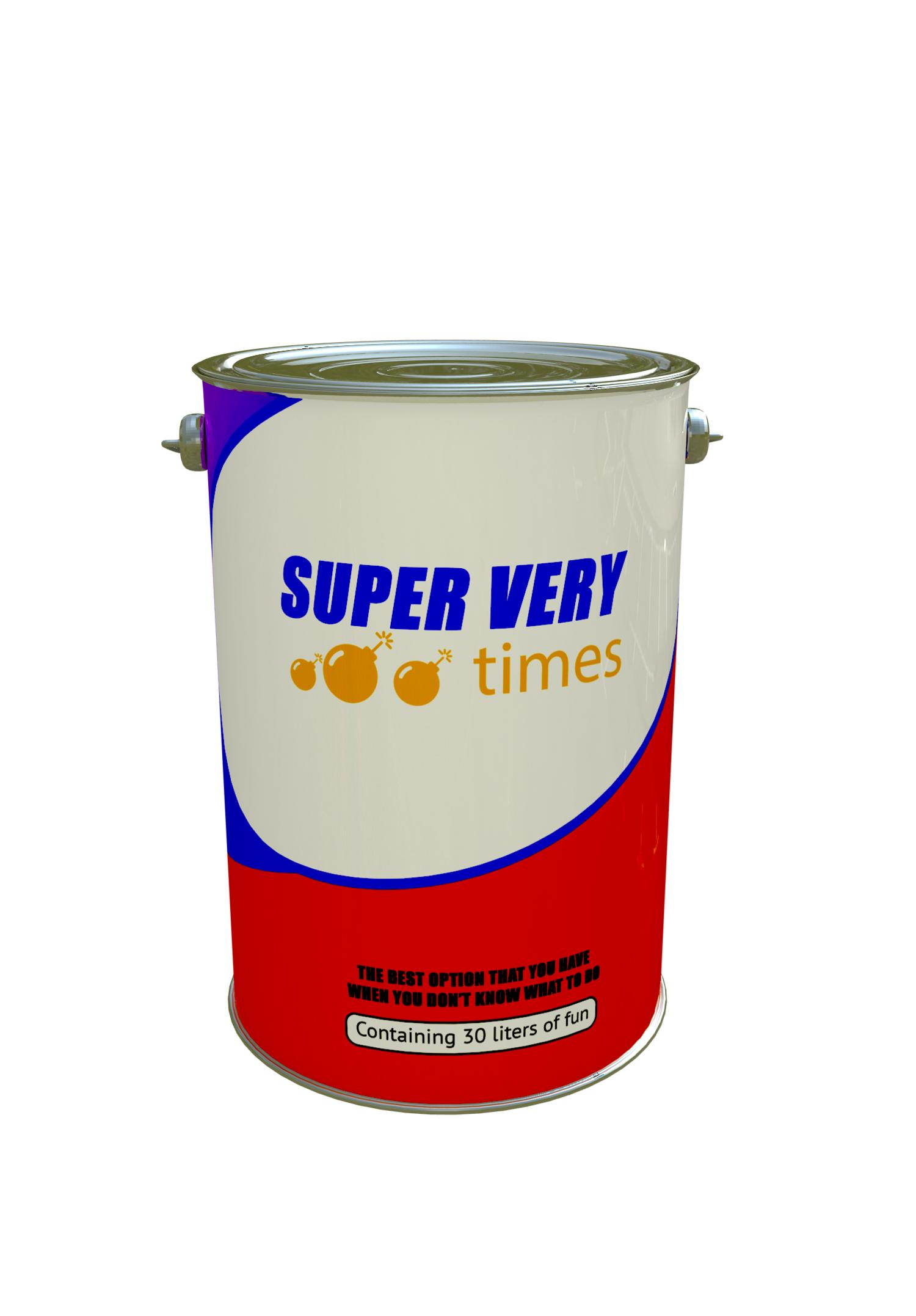 Paint box or cans Render by sodasi_web - 102120