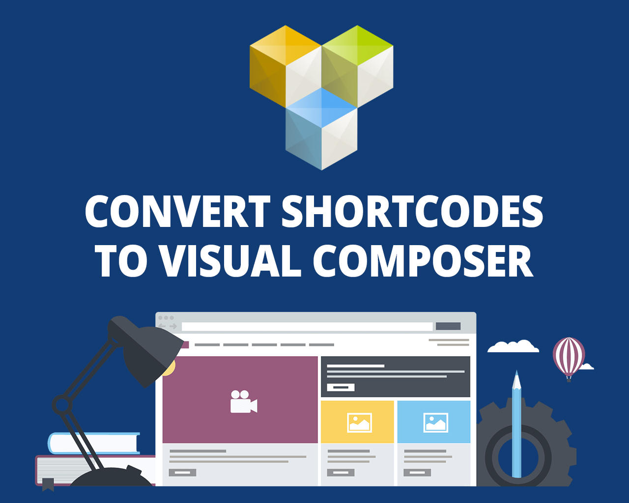 Transform your existing shortcodes to Visual Composer elements by madridnyc - 106906