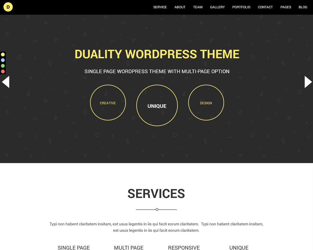 PSD to Responsive HTML5/CSS3/jQuery Website by rayoflightt - 63652