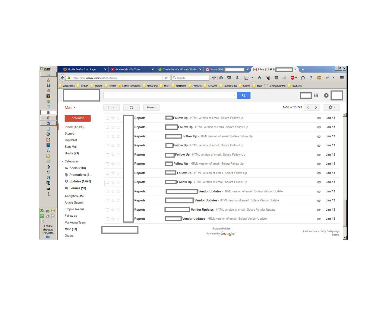 Email Daily Progress Reports Automatically by magneticcanvas - 95618
